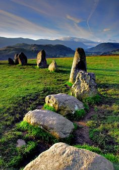 the-forces-of-nature:Castlerigg Stone Circle (by richwat2011)