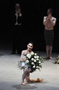 Tamara Rojo's final curtain call as a Principal of The Royal Ballet