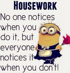At least Norwex makes it faster and easier! www.tiffanyrobison.norwex.biz