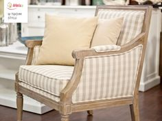 Fotel królowej. #fotel #chair #queen #krata  #styl #design #idea #salon #livingroom