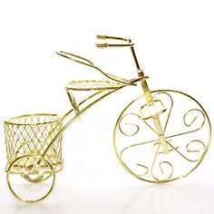 Bicycle Wedding Favor or Decoration by babybaharcollection on Etsy, $185.75