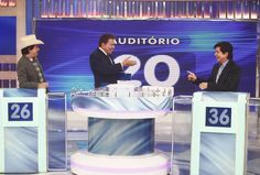 Silvio Santos sobre Chitãozinho & Xororó:'Nossa Senhora da Plástica ajudou eles'