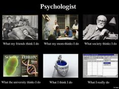 Funny approach to a psychologist and their purpose! Colleges For Psychology, Forensic Psychology, Psychology Major, School Psychology, Funny Psychology, Understanding Psychology, Ap Psych, Psych Major, Brain Pictures