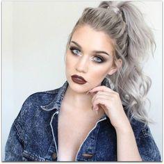 blonde hair to grey hair - Google Search