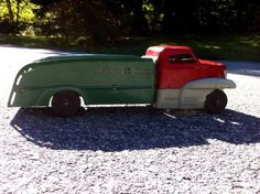 Vintage1940'S BUDDY L Toy Truck