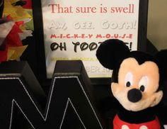 "Mickey Mouse / Birthday ""Mickey Mouse Birthday Bash"" 