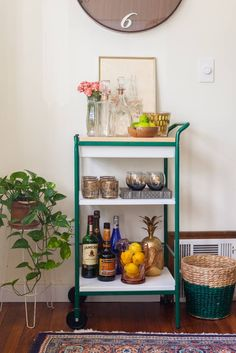 IKEA Bar Cart DIY