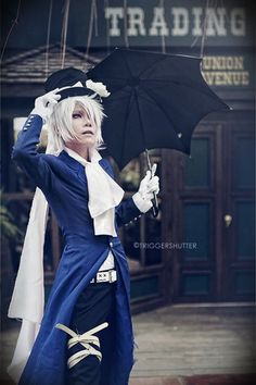 Xerxes Break, Pandora Hearts | ZEASonal - WorldCosplay