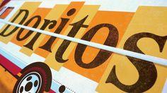 Frito-Lay // Doritos // Poster Process