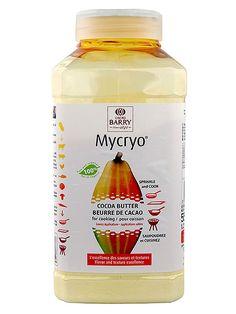 Beurre de cacao Mycryo® (550 g) - Meilleur du Chef