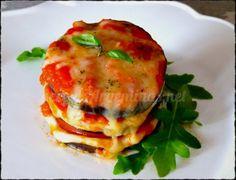 Berenjenas a la parmesana   Recetas de Cocina Argentina Fácile