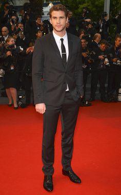 E! Online - 2013 Cannes Film Festival: Star Sightings - Liam Hemsworth