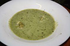 Mis Recetas Anticáncer: Sopa de Brócoli y col rizada del blog saneandolacocina