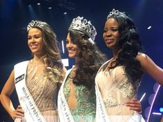 Miss South Africa 2017 is Demi-Leigh Nel-Peters