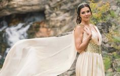 Playboy model Adrianne Curry announces she has married Adrianne Curry, Medieval Hairstyles, America's Next Top Model, Fashion Show, Fashion Outfits, Brunette Beauty, Wedding Gowns, Wedding Reception, Celebrity Weddings