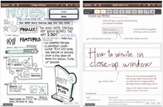7 iPad apps for note taking, drawing & brainstorming: Ideate, Note Plus & Scribbie