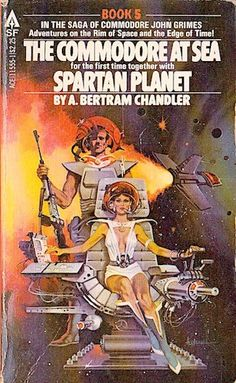 1979 Cover by Paul Alexander.