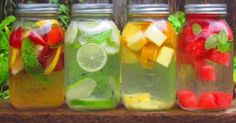 Make your own Natural Refreshing Weight Loss Detox Water! ~ flush toxicity, add nutrients, and drink the weight away~ Not only can you flush ...