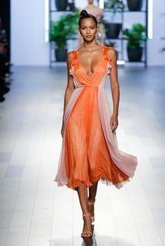 Cushnie et Ochs Spring 2018 Ready-to-Wear  Fashion Show Collection