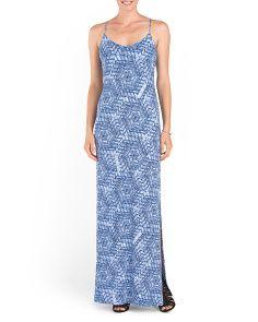 Sapphire Maxi Dress