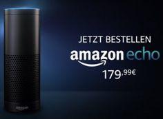 """Endlich: Amazon Echo und Echo Dot jetzt ohne Einladung verfügbar https://www.discountfan.de/artikel/technik_und_haushalt/endlich-amazon-echo-und-echo-dot-jetzt-ohne-einladung-verfuegbar.php Fast ein halbes Jahr lang waren die interaktiven Amazon-Lautsprecher """"Echo"""" und """"Echo Dot"""" nur auf Einladung verfügbar, jetzt hat der Online-Shop die Bestellungen für alle Kunden freigegeben: Der Echo Dot ist für 59,99 Euro verfügbar, der Echo für 179,99 Eur"""