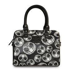 The Nightmare Before Christmas Sugar Skull Jack Mini City Crossbody Bag - View All - Brands