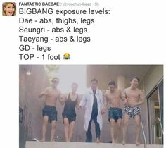 Too much exposure for Top! The only one I know who will jump into a pool wearing a bathrobe and then some lol