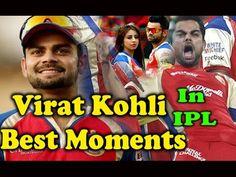 IPL 2017 ○ Virat Kohli Best Moments in IPL History - Sports Gallery 4U