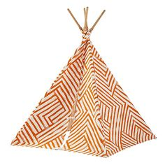 A Teepee To Call Your Own (Orange Maze) | The Land of Nod
