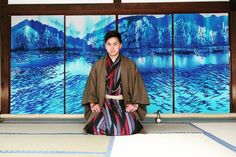 It was a short stay for us at #Kyoto but everyday was either a #ShoppingSpree or a #FoodTasting day the freshness of their food is just amazing ... #Japan you spoil me  #Kimono #yukata #mountain #river #painting #tradition #Zen #temple #oldest #sugoi
