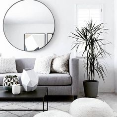 Awesome Living Room Mirrors Design Ideas That Will Admire You Trend Decoration and House Remodelling / / Awesome Living Room Mirrors Design Ideas That Will Admire YouAwesome Living Room Mirrors Diy Living Room Decor, Living Room Mirrors, Living Room Colors, Cozy Living Rooms, Living Room Interior, Home Decor Bedroom, Living Room Designs, Apartment Living, Studio Apartment