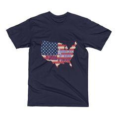 American by birth Veteran by choice (Short Sleeve T-Shirt)