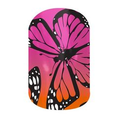 This month's Sister Style is inspired by the enchanting transition of the seasons and the magical metamorphosis of the iconic butterfly. Adorn your digits with romantic, warm hues reminiscent of summer sunsets and these natural beauties.  #FlutterByJN Jamberry Nails