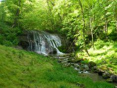 Garrett creek falls, Abingdon VA  I live about 30 minutes from here; it's gorgeous!!!