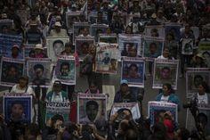 Fotos: Las calles de la Ciudad de México exigen justicia por los desaparecidos