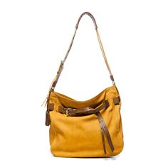 Great yellow purse