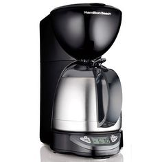 Programmable Thermal 10 Cup Coffeemaker-49854
