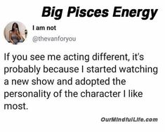 26 Funny Pisces Memes Too Real That It Hurts - Our Mindful Life Pisces Traits, Pisces And Aquarius, Zodiac Sign Traits, Astrology Pisces, Pisces Quotes, Zodiac Signs Astrology, Zodiac Memes, Zodiac Star Signs, My Zodiac Sign