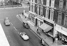 Clifton Road, Maida Vale, London, 1969