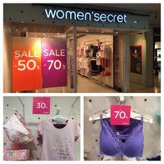 Descuentos, #descuentos y más descuentos en nuestras tiendas #womensecret de #Bogotá. #Sale #rebajas hasta el 31 de agosto de 2014.