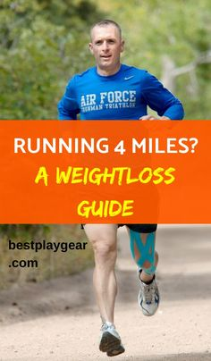Running 4 miles a day? Is it healthy at all? Are there any risks of running 4 miles? Find out how much weight you can lose if you are running a 4 miler in a day. #runningfitness #runningworkouts  #running #runningtips #run #runningforweightloss