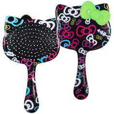 Hello Kitty Tokyo Pop Paddle Brush: Shop Brushes & Combs | Sephora, $30