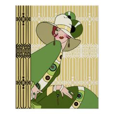 1920s art deco posters - Google Search
