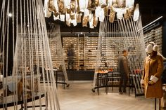 Yellow Earth store in Melbourne by Tandem Design Studio