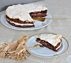 März 2015 - Schoko-Baiser-Torte