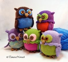 Kat Tear Tricô : Bonecos de Crochê e Tricô