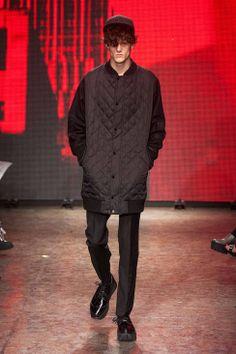 DKNY F/W 2014