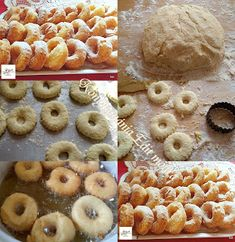 Fincsi receptek: Túró gyűrű Food And Drink, Cookies, Kitchen, Food And Drinks, Crack Crackers, Cooking, Biscuits, Kitchens, Cookie Recipes