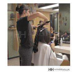 Kişiselleştirilmiş saç stiliniz ile daha ışıltılı bir görünüm!