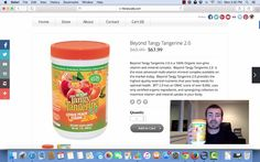 https://shop.lifenaturally.com/products/beyond-tangy-tangerine-2-0 Beyond Tangy Tangerine 2.0 is a highly rated multi-vitamin supplement powder.  This incredible product combines 90 essential vitamins and minerals into one convenient product.  Plus, the new BTT 2.0 citrus peach infusion flavor tastes amazing.  There's a lot of vitamin and mineral supplements on the market today and I think this may be my new favorite.  This product is made by Youngevity and they make a lot of claims on the…